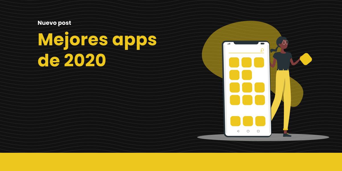 mejores aplicaciones moviles de 2020