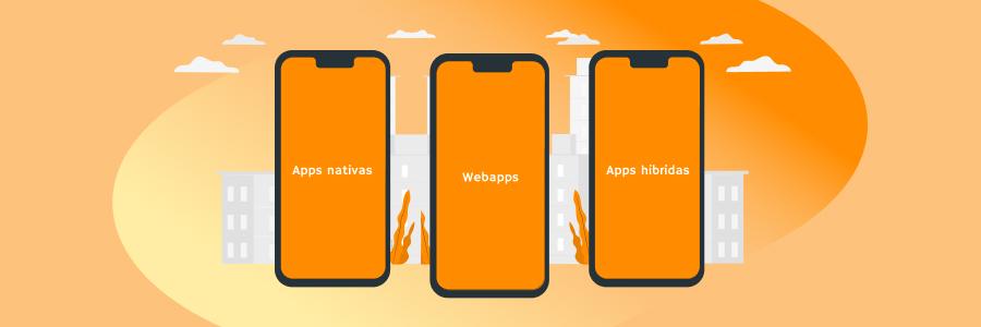 que son las progressive web apps - apps hibridas y nativas