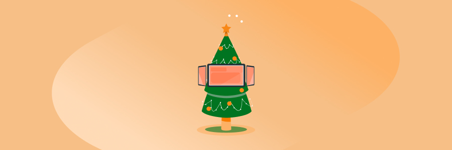 arbol navideño de la vaguada