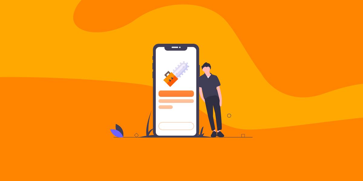 Aplicación móvil de STIHL_ Una app ideal para fabricantes y distribuidores