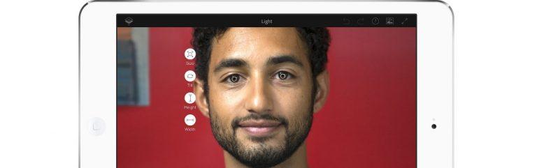 App móvil Adobe Photoshop Fix