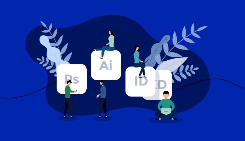 Apps edición de imagenes de Adobe