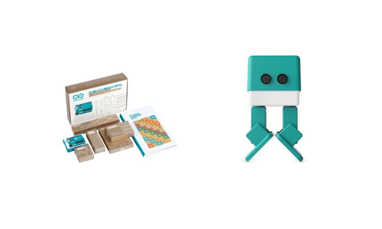 Arduinos y robots
