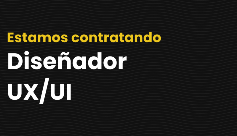 diseñador@ UX/UI