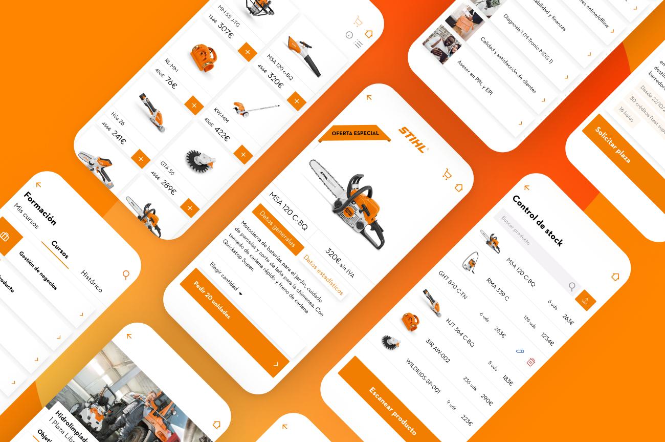 app-Stihl