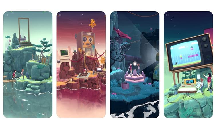 app videojuego The Gardens Between