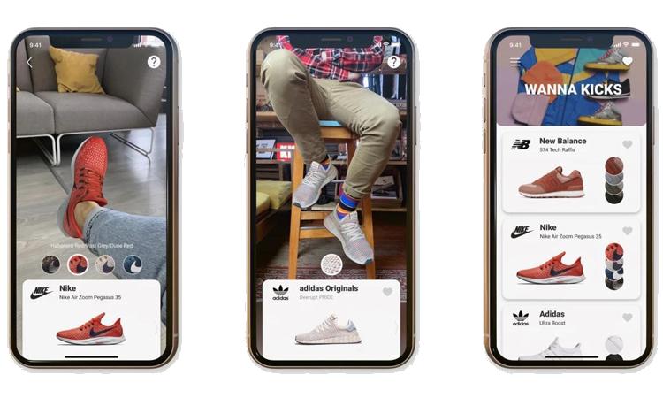 apps con realidad aumentada