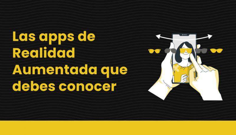 blog Las Apps de realidad aumentada que debes conocer