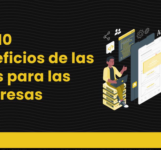 blog Top 10 - Beneficios de las apps móviles para las empresas